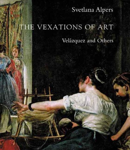 Book cover for The Vexations of Art