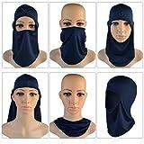 Topbuti 8 Pack Balaclava Full Face Mask Windproof
