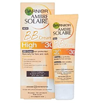 Amber solaire tinted facial sunscreen images 809