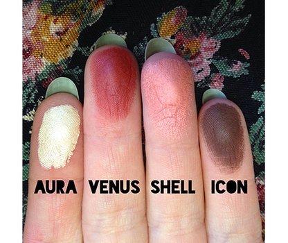 Lime Crime Venus Eyeshadow Palette (Venus the Grunge)