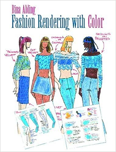 Fashion rendering with color bina abling 9780130144607 amazon fashion rendering with color bina abling 9780130144607 amazon books fandeluxe Image collections