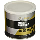 LubriMatic Amber 11316 Multi-Purpose Lithium Grease, 16 oz. Can