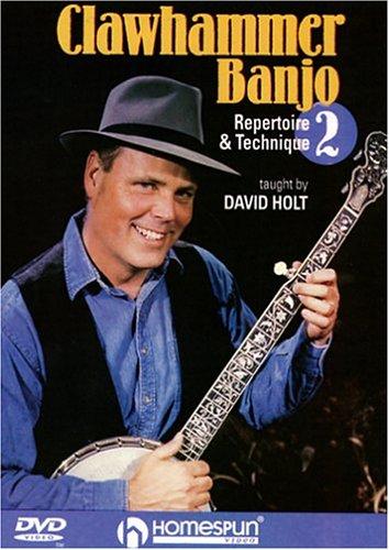 David Holt Banjo (DVD-Clawhammer Banjo #2)