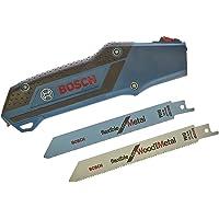 Bosch Professional 2608000495 Handtag för Recip-sågblad inklusive receptsågblad (1 x S 922 EF, 1 x S 922 VF), blå/svart…