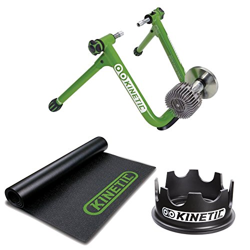 Kinetic T-2700 Road Machine Smart Trainer (Combo Pack
