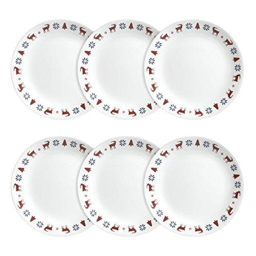 corelle-livingware-lunch-plates-6-pack-nordic-blue