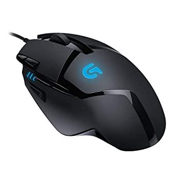 Logitech G400s Optical Gaming Mouse Renewed