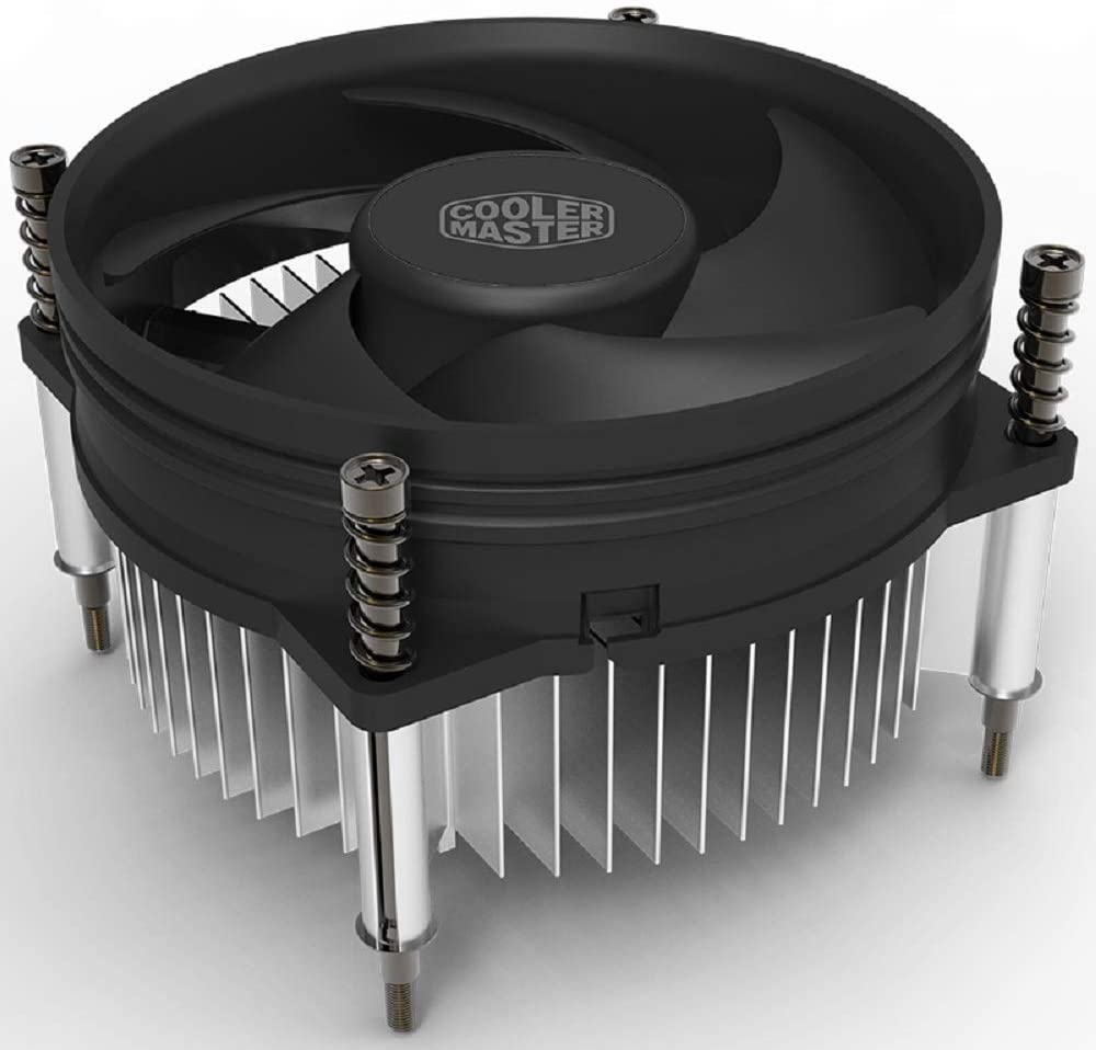 Cooler Master i30 CPU Cooler - 92mm Low Noise Cooling Fan & Heatsink (RH-I30-26FK-R1)- for Intel Socket LGA 1150/1151 / 1155/1156 (i30)
