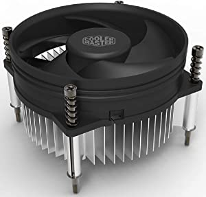 Cooler Master i30 CPU Cooler - 92mm Low Noise Cooling Fan & Heatsink (RH-I30-26FK-R1)- for Intel Socket LGA 1150/1151 / 1155/1156 (i30)