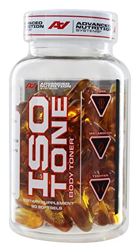 (Advanced Nutrition Systems | IsoTone Body Toner | 90)
