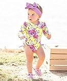 RuffleButts Baby/Toddler Girls Daisy Delight One