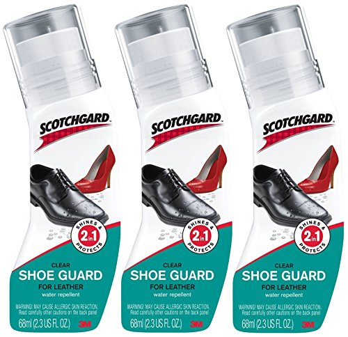 Scotchgard Water Repellent Shoe Protector Review
