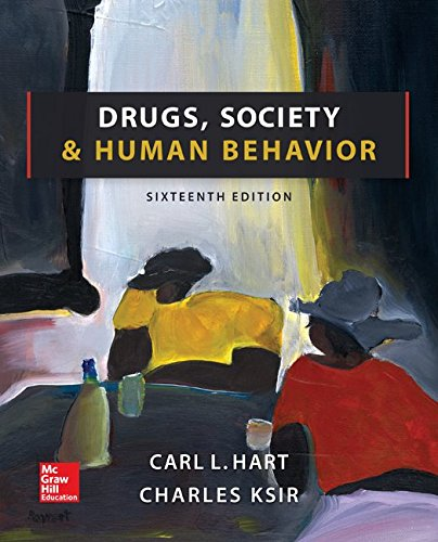 Drugs, Society, and Human Behavior by McGraw-Hill Education