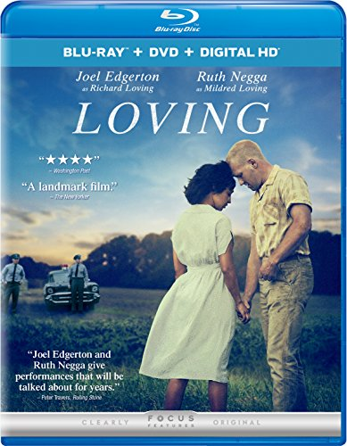 Blu-ray : Loving (With DVD, Ultraviolet Digital Copy, Digitally Mastered in HD, 2 Pack, Snap Case)