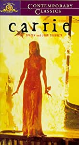 Carrie [VHS]