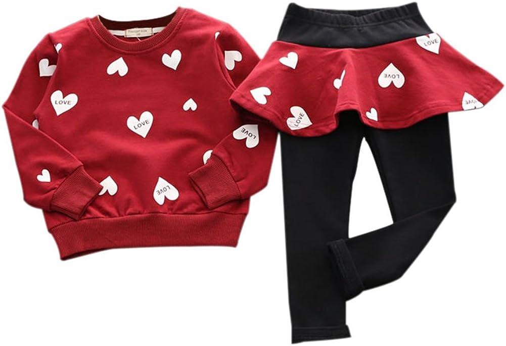 Gonna Pantaloni Leggings Tuta Brightup Ragazza Cotone Cardigan Manica Lunga T-Shirt