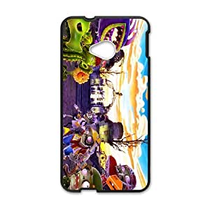Diy Phone Cover Plants vs. Zombies for HTC One M7 WEQ519198