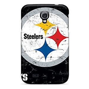 Premium Durable Pittsburgh Steelers Fashion Tpu Galaxy S4 Protective Case Cover