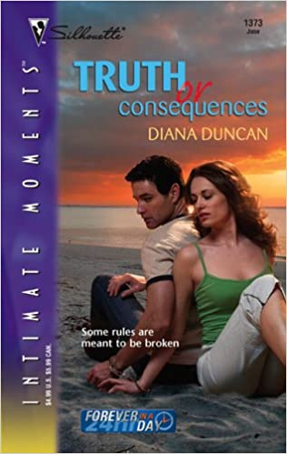 Book Truth or Consequences (Silhouette Intimate Moments)