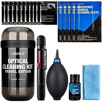 Amazon Com Vsgo Dkl 15 Ues Dsl Camera Lens Cleaning Kits