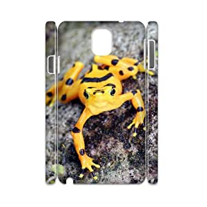 HXYHTY Diy case Frog customized Hard Plastic case For samsung galaxy note 3 N9000
