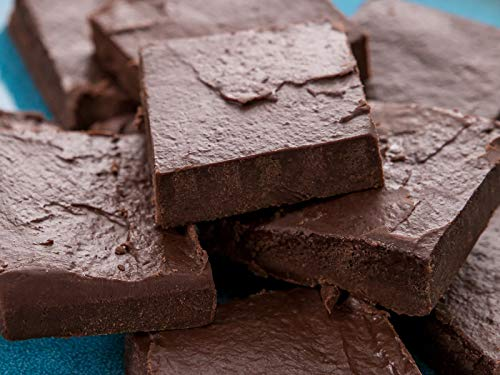 Secretly Healthy Chocolate Fudge
