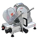 Omcan Slicer 10/250mm Blade .20hp 110/60/1 cETL HBS-250