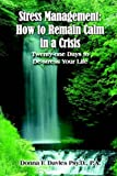Stress Management, Donna F. Davies, 1418480398