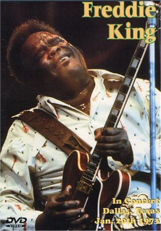 Freddie King - Dallas, Texas - January 20th, 1973