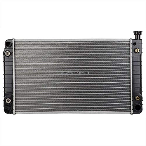 New Radiator For Chevy & GMC Pickup V8 Gas 1988 1989 1990 1991 1992 1993 - BuyAutoParts 19-00821AN New
