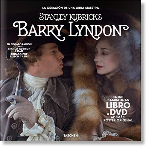 Barry Lyndon de Kubrick. Libro y DVD por Alison Castle