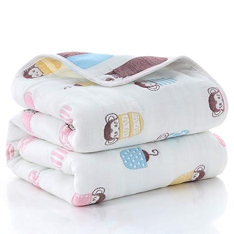 Kevin Bin Jacquard Colchas para niños Bebés recién Nacidos ...