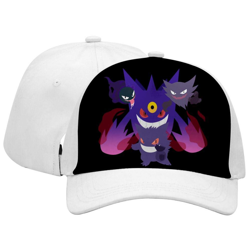 BEKAI Unisex Gen-Gar Evolution Adjustable Brimbill Flats Hat for Mens//Womens Hip Hop Caps