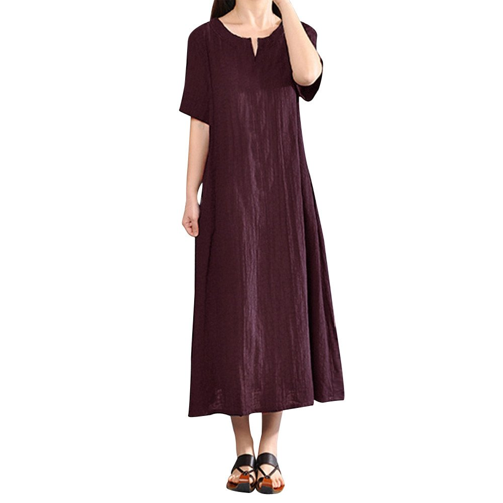 HGWXX7 SKIRT レディース B07F223KH3 U-wine Red X-Large X-Large|U-wine Red