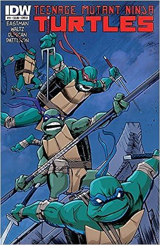 Téléchargement de livres électroniques gratuits pdf Teenage Mutant Ninja Turtles #11 by Tom Waltz (Littérature Française) PDF B00IU2EXEO