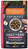 Instinct Raw Boost Indoor Health Grain Free Recipe with Real Chicken Natural Dry Cat Food by Nature's Variety - 5 lb. Bag