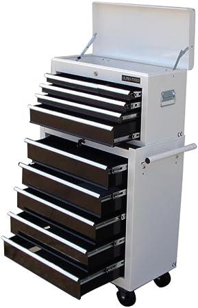 US.PRO TOOLS 200-Mueble para herramientas 11 cajones, con caja de ...