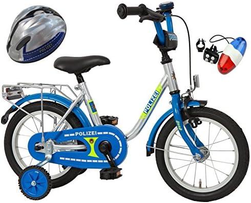 Bachtenkirch 1300432-PZ-77 – Bicicleta Infantil Azul/Plata 14 ...