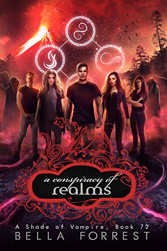 Pdf Teen A Shade of Vampire 72: A Conspiracy of Realms