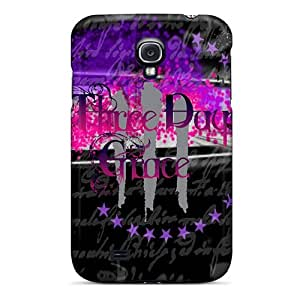 Tpu Fashionable Design Three Days Grace Rugged Case Cover For Galaxy S4 New