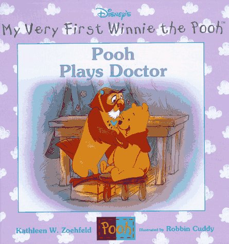 Pooh Plays Doctor (Winnie the Pooh)