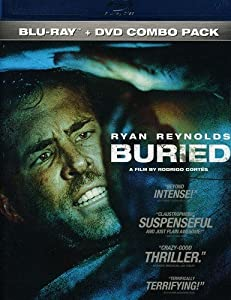 Cover Image for 'Buried (Two-Disc Blu-ray/DVD Combo) [blu-ray]'
