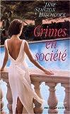 """Afficher """"Crimes en société"""""""