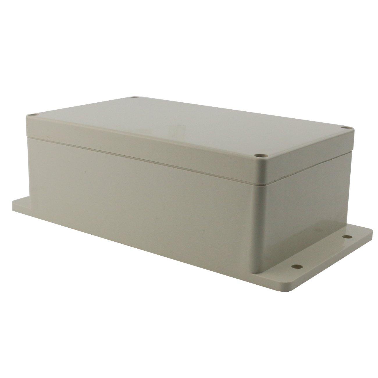 Ogrmar Plastic Dustproof IP65 Junction Box DIY Case Enclosure 7.8x 4.7x 3