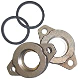 AMT Pump C570-96 Connection Flange Kit for 570 & 571 series XB, Bronze, 1-1/4''