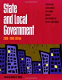 State and Local Government 2008-2009, Smith, Kevin B., 0872896137
