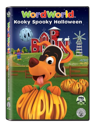 WordWorld: A Kooky Spooky Halloween (Good Halloween Animated Movies)