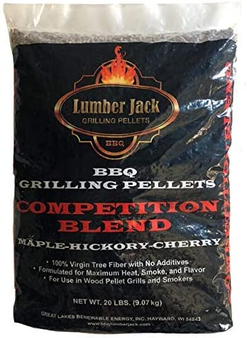 Lumber-Jack-Competition-Blend-Maple-Hickory-Cherry-BBQ-Grilling-Pellets