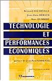 Technologie et Performances Economiques