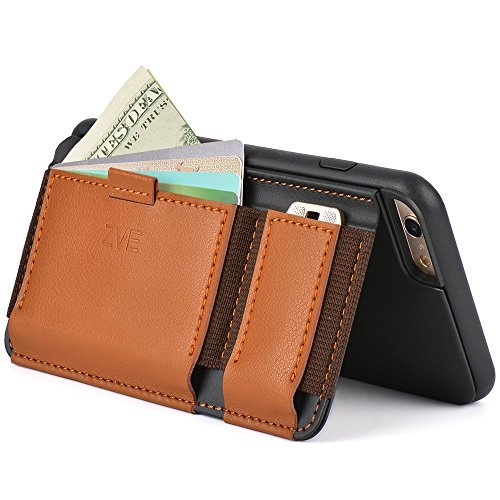 ZVE Leather Wallet iPhone 5 5 Inch